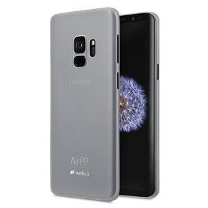 Melkco Air PP Case for Samsung Galaxy S9 - (Transparent Mat)