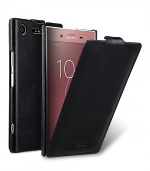 Premium Leather Case for Sony Xperia XZ1 - Jacka Type