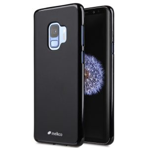 Melkco Poly Jacket TPU Case for Samsung Galaxy S9 - (Black Mat)