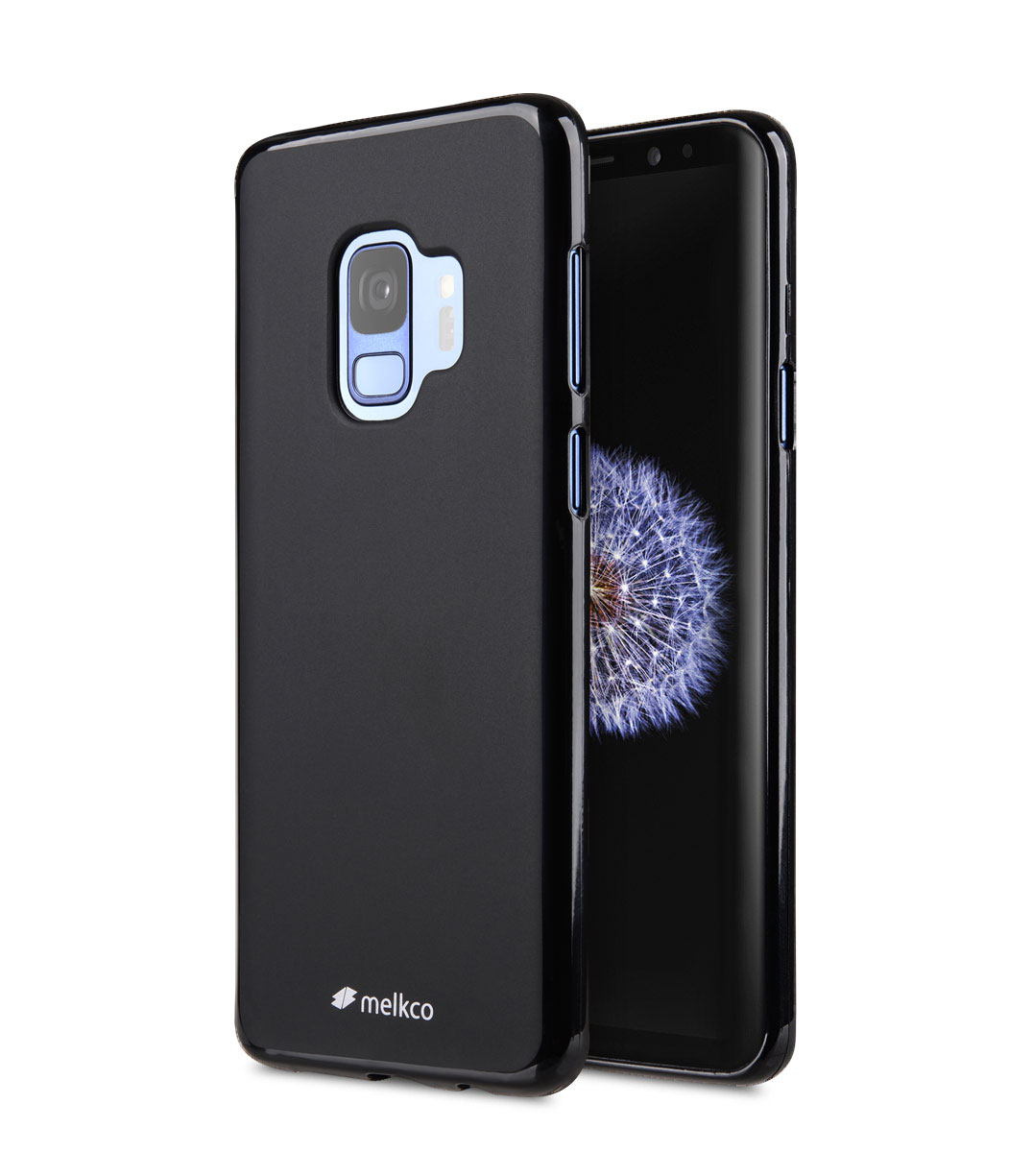 Poly Jacket Tpu Case For Samsung Galaxy S9 Black Mat