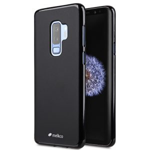 Melkco Poly Jacket TPU Case for Samsung Galaxy S9 Plus - (Black Mat)