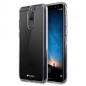 Melkco PolyUltima Case for Huawei Mate 10 Lite - (Transparent)