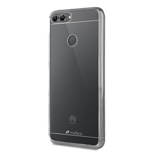 Melkco PolyUltima Case for Huawei P Smart - (Transparent)