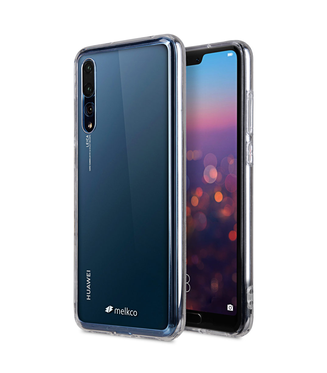 Polyultima Case For Huawei P20 Pro Transparent