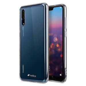 Melkco PolyUltima Case for Huawei P20 - (Transparent)