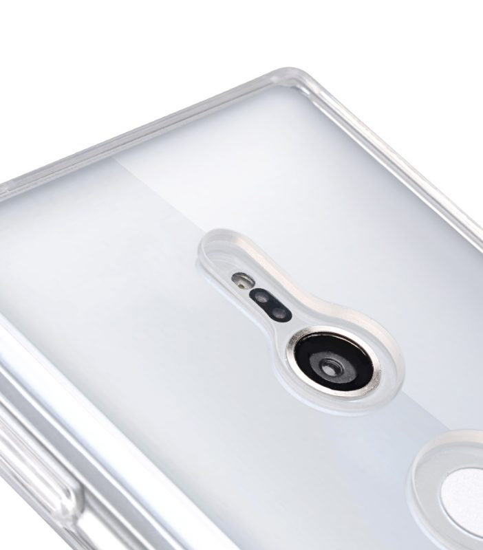Melkco PolyUltima Case for Sony Xperia XZ2 - (Transparent)