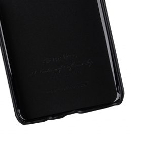 Melkco Premium Leather Card Slot Back Case for Samsung Galaxy S9 – (Black LC)Ver.2