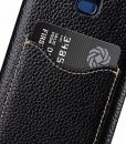 Melkco Premium Leather Card Slot Back  Case for Samsung Galaxy S9 Plus – (Black LC) Ver.2