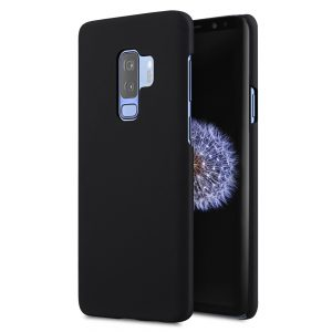Melkco Rubberized PC Cover Case for Samsung Galaxy S9 Plus - (Black)