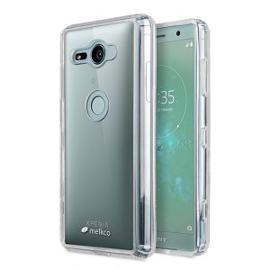 Melkco PolyUltima Case for Sony Xperia XZ2 Compact - (Transparent)