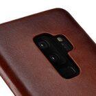 Melkco Elite Series Premium Leather Snap Back Pocket Case for Samsung Galaxy S9 Plus – (Tan)