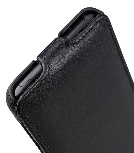 Melkco Premium Leather Case for Samsung Galaxy S9 - Jacka Type (Black)