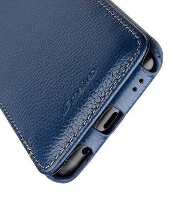 Melkco Premium Leather Case for Samsung Galaxy S9 - Jacka Type (Dark Blue LC)