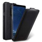 Melkco Premium Leather Case for Samsung Galaxy S9 Plus – Jacka Type (Black LC)