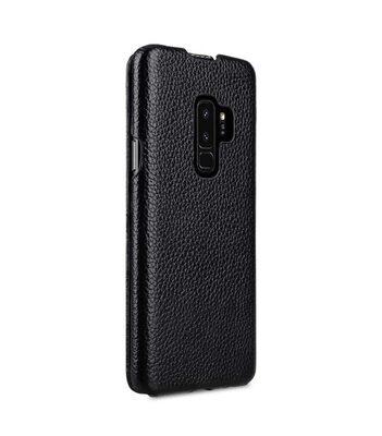 Melkco Premium Leather Case for Samsung Galaxy S9 Plus - Jacka Type (Black LC)