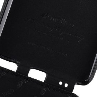 MelkcoPremium Leather  Case for Samsung Galaxy S9 Plus – Jacka Type (Black)
