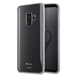 Melkco UltraThin Series Air Superlim TPU Case for Samsung Galaxy S9 - (Transparent)