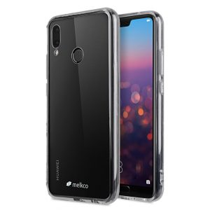 Melkco PolyUltima Case for Huawei P20 Lite - (Transparent)