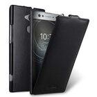 Melkco Premium Leather  Case for Sony Xperia XA2 Ultra – Jacka Type (Black)