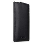 Melkco Premium Leather Case for Sony Xperia XA2 Ultra - Jacka Type (Black)