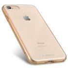 "Melkco PolyUltima Case for Apple iPhone 7 / 8 (4.7"") – Transparent Gold"