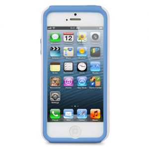 Double Layer Case for Apple iPhone 5 /5s/SE- Kubalt Type