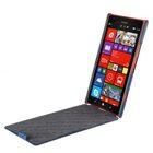 Melkco Premium Leather Case for Nokia Lumia 1520 / 1520.2 / Bandit / Beastie -Jacka Type(Dark Blue LC)