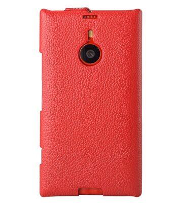 Melkco Premium Leather Case for Nokia Lumia 1520 / 1520.2 / Bandit / Beastie - Jacka Type (Red LC)