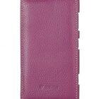 Melkco Premium Leather Case for Nokia Lumia 1020 – Jacka Type (Purple LC)