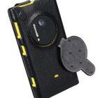 Melkco Premium Leather Case for Nokia Lumia 1020 – Jacka Type (Black LC)