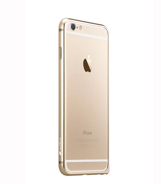 uk availability 78f26 687d9 Q Arc Aluminium Bumper for Apple iPhone 6 Plus / 6s Plus (5.5