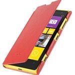 Premium Leather Case for Nokia Lumia 1020 - Face Cover Book Type (Ver.2)
