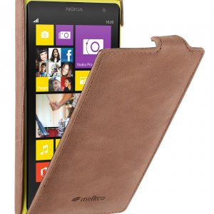 Premium Leather Case for Nokia Lumia 1020 - Jacka Type