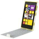 Melkco Premium Leather Case for Nokia Lumia 1020 – Jacka Type (White LC)