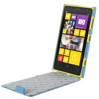 Melkco Premium Leather Case for Nokia Lumia 1020 –  Jacka Type – (Blue LC)