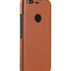 Melkco Premium Leather Case for Google Pixel – Jacka Type (Brown)