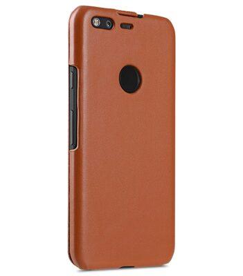 Melkco Premium Leather Case for Google Pixel XL - Jacka Type (Brown)
