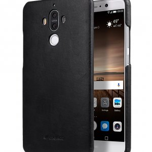 Melkco Premium Leather Snap Cover for Huawei Mate 9 - (Vintage Black)