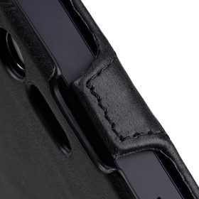 Melkco Premium Leather Case for Sony Xperia X Compact – Jacka Type (Vintage Black)