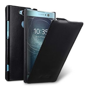Premium Leather Case for Sony Xperia XA2 - Jacka Type