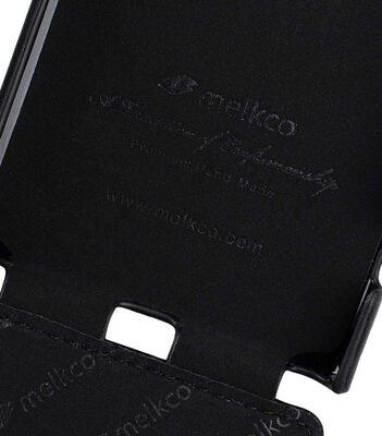 Melkco Premium Leather Case for Sony Xperia XA2 - Jacka Type (Black)