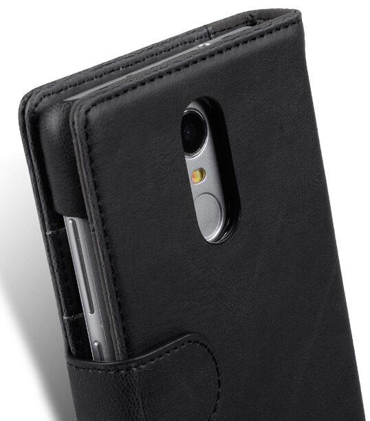 9e1de3764e8 Melkco Mini PU Leather Case For Xiaomi Redmi Note 3 - Face Cover Book Type (