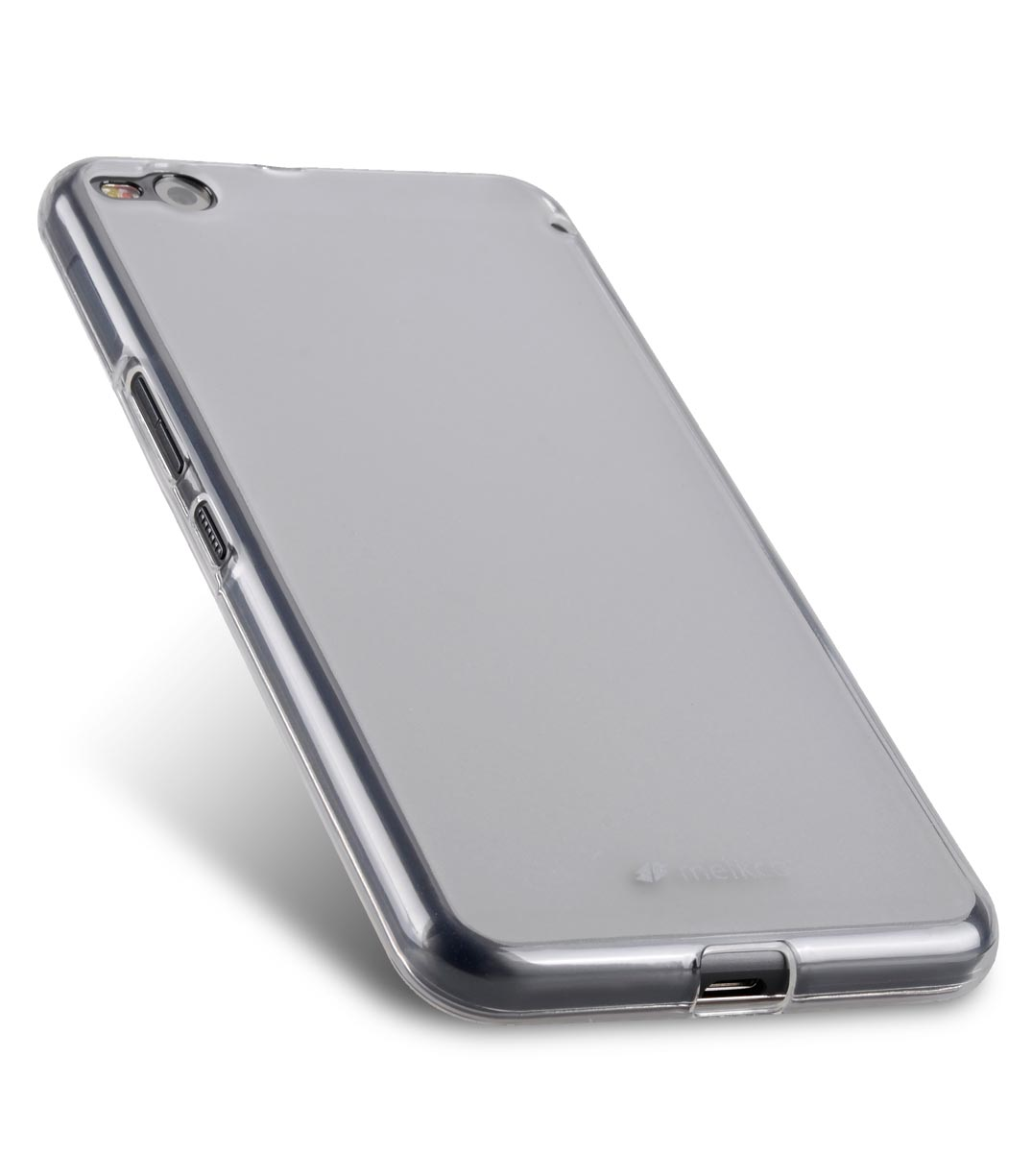 Melkco - Poly Jacket TPU (Ver.2) cases for HTC One X9 - (Transparent Mat)