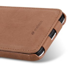 Melkco Premium Leather Case for LG Nexus 5X – Jacka Type (Classic Vintage Brown)