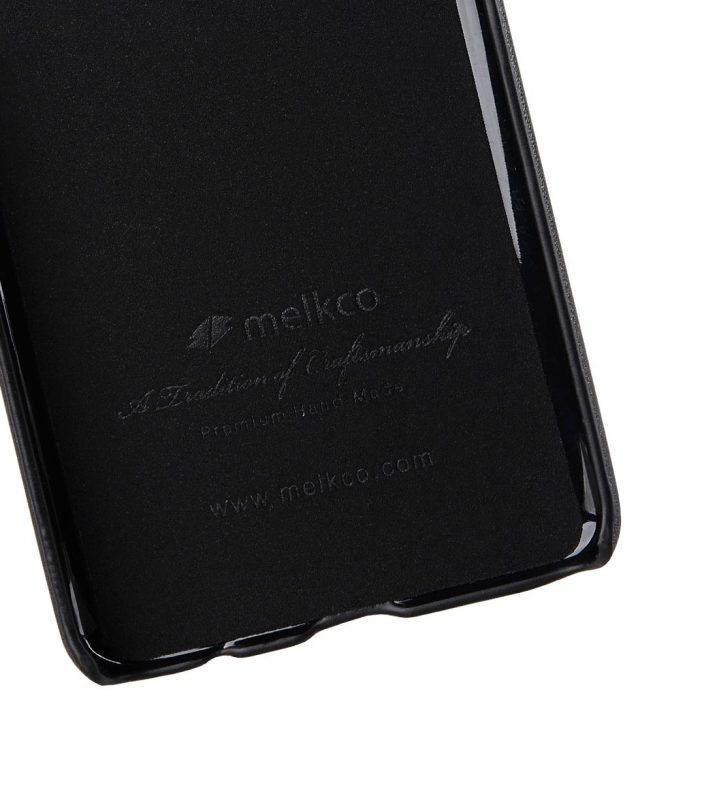 Melkco PU Leather Dual Card Slots Back Cover Case for Samsung Galaxy S9 - (Black)