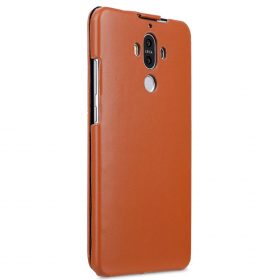 Premium Leather Case for Huawei Mate 9 – Jacka Type (Brown)