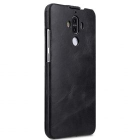 Premium Leather Case for Huawei Mate 9 – Jacka Type (Vintage Black)