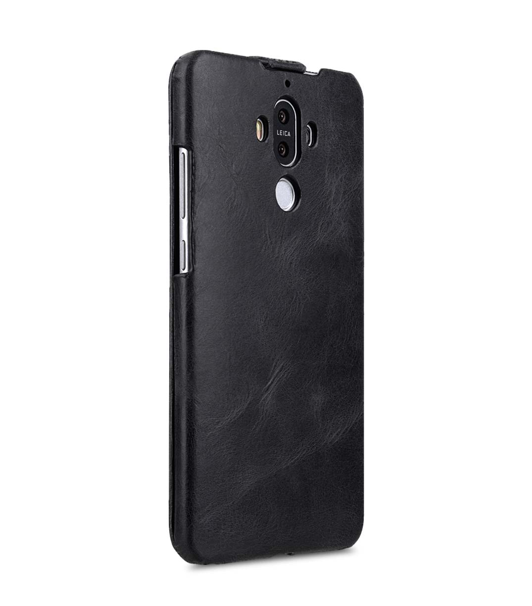Premium Leather Case for Huawei Mate 9 - Jacka Type (Vintage Black)