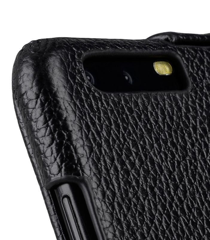 Melkco Premium Leather Case for Huawei P10 - Jacka Type ( Black LC )