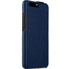 Melkco Premium Leather Case for Huawei P10 – Jacka Type ( Dark Blue LC )